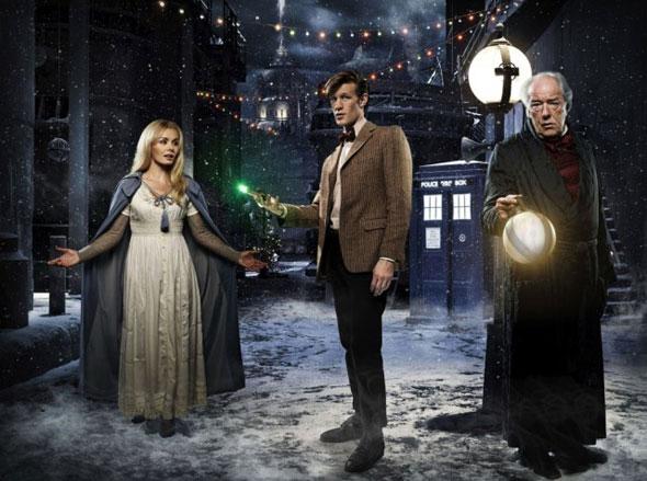 Un Cuento de Navidad para El Doctor
