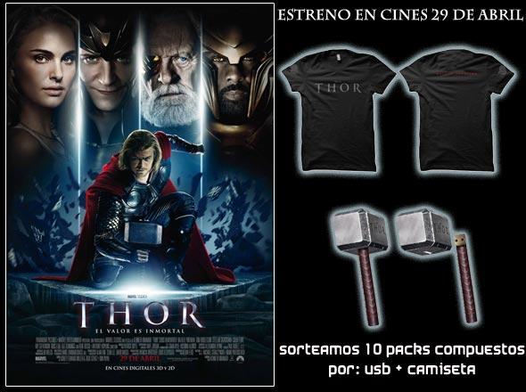 Concurso Thor