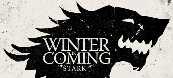 Blasón de la Casa Stark, protectores de Invernalia