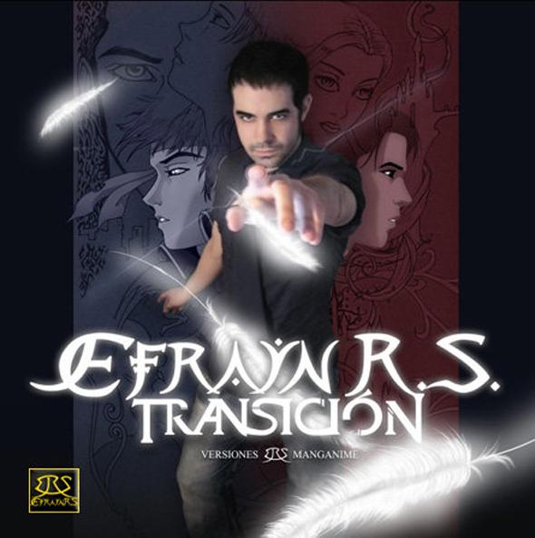 Portada del CD 'Transición'