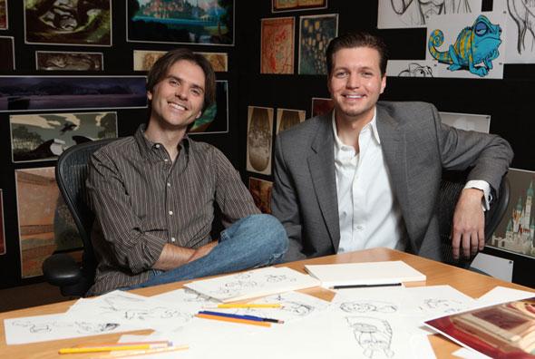 Byron Howard y Nathan Greno