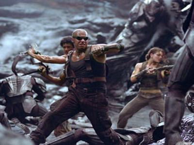 Vuelve Riddick Exterior