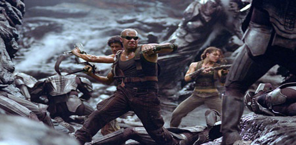 Vuelve Riddick Interior