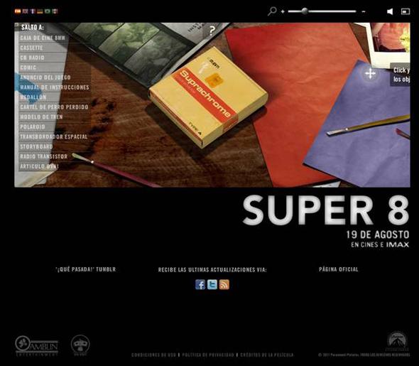 Marketing Super 8