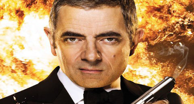 Johnny English Returns Interior