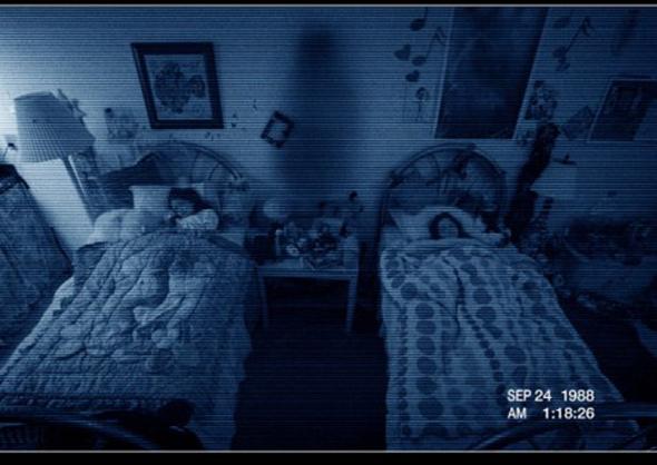 Paranormal Activity 3 Interior