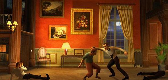 Las Aventuras de Tintín: El Secreto del Unicornio – El Videojuego