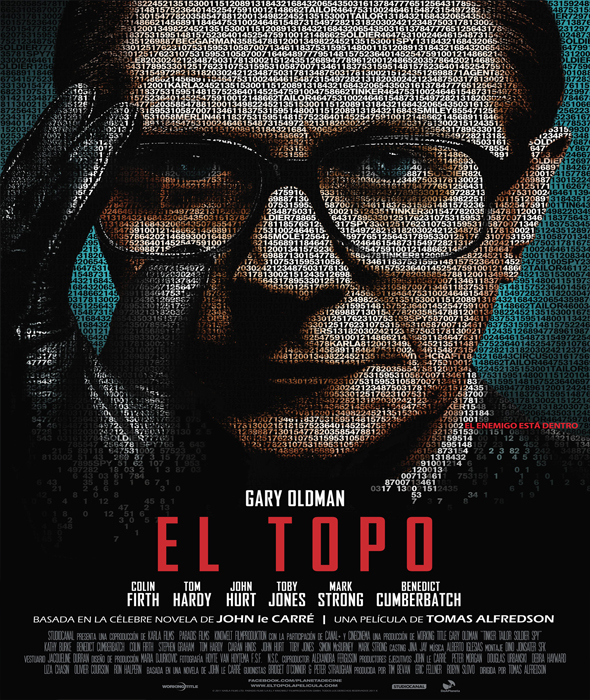 Poster Final de El Topo Interior