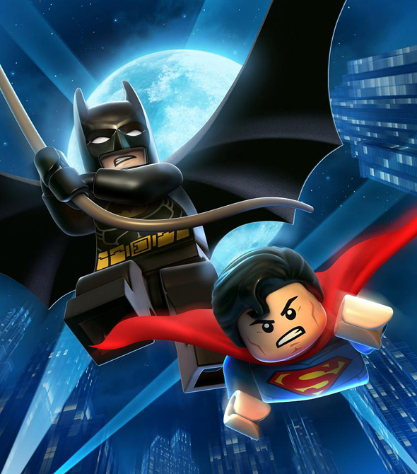 Lego batman 2: DC Super Heroes interior1