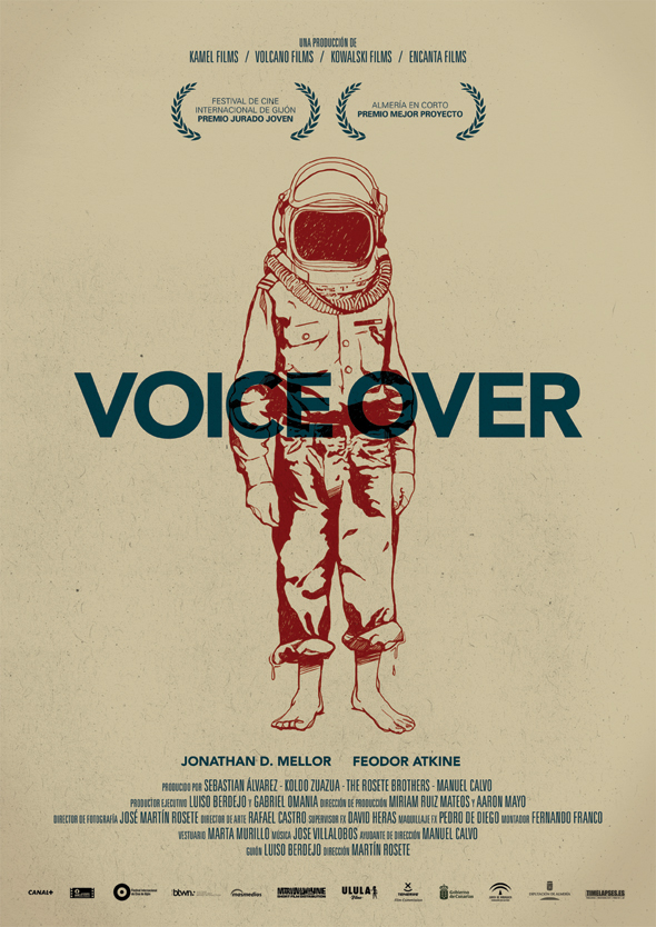 Póster de 'Voice Over'