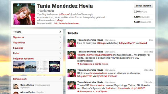 Tania Menéndez Hevia