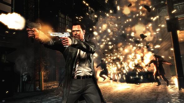 Max Payne 3 armas Interior 1