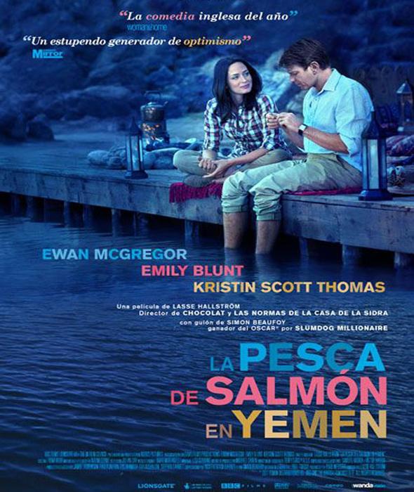 La Pesca Del Salmon En Yemen Interior