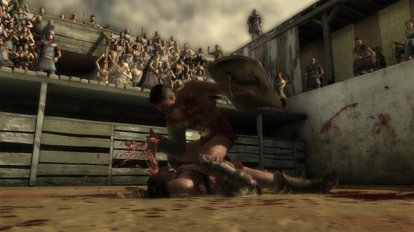 Spartacus Legends Interior 2