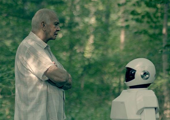 Robot y Frank Interior