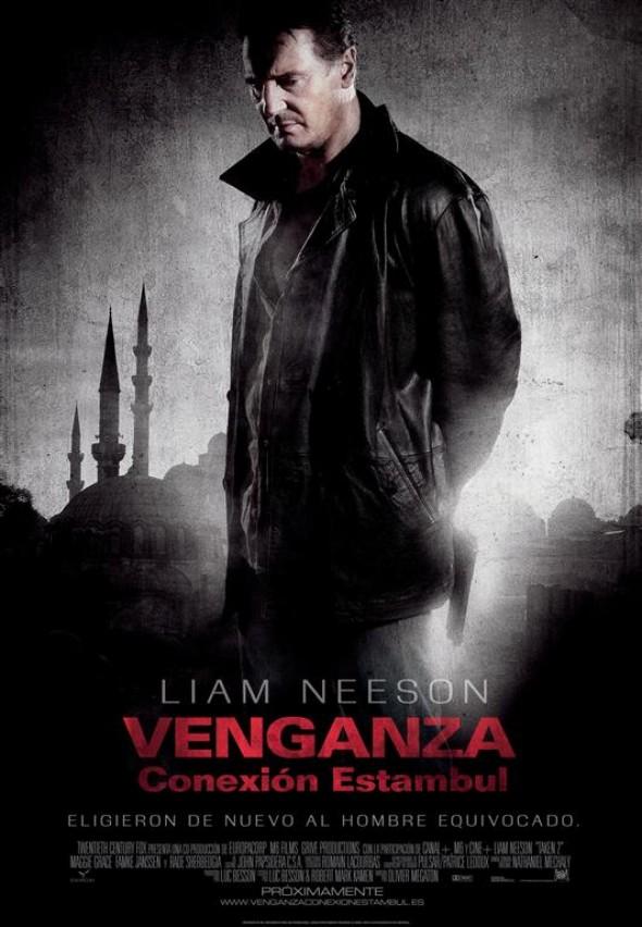 Venganza: Conexión Estambul