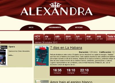 Cines Alexandra
