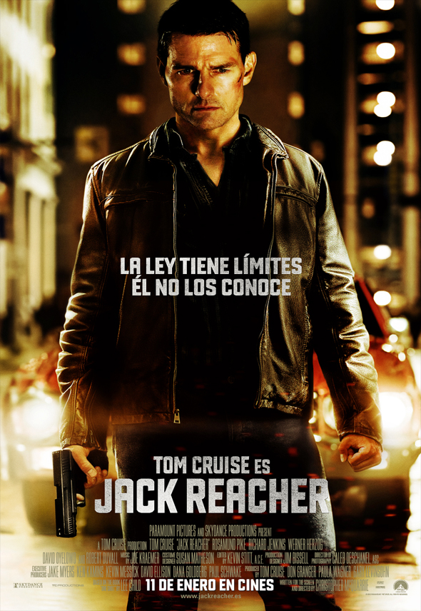 Jack Reacher Trailer Castellano 1 Interior
