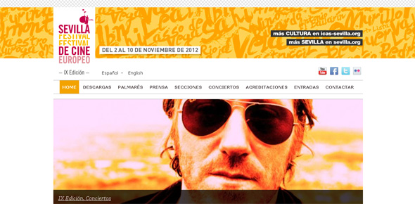 Sevilla European Film Fest