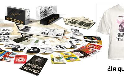 Alfred Hitchcock: colección de obras maestras