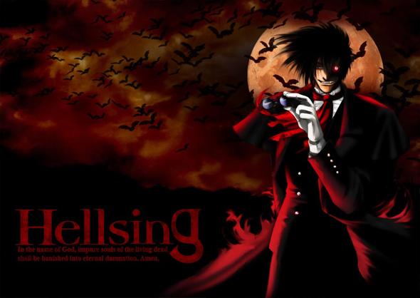 Hellsing Interior
