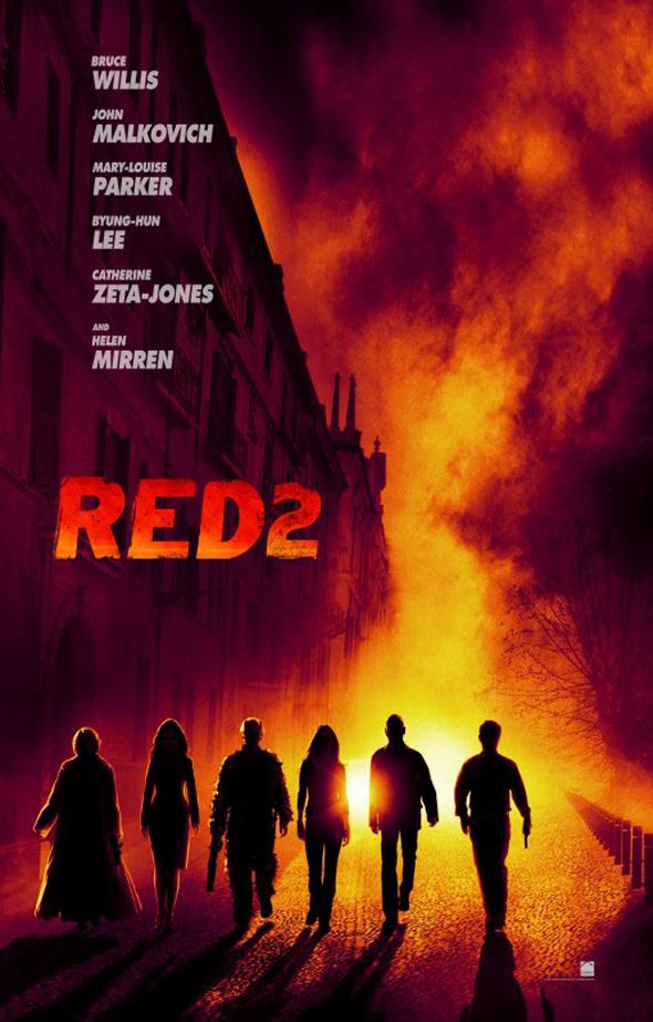 Red 2 Interior