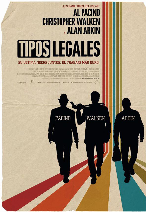 Tipos Legales Interior