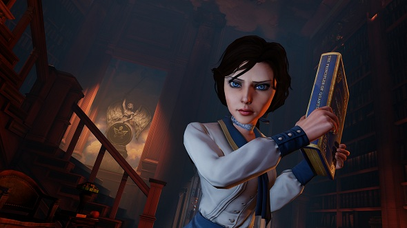Bioshock Infinite Interior 2