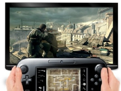 Sniper Elite V2 Wiiu carrusel