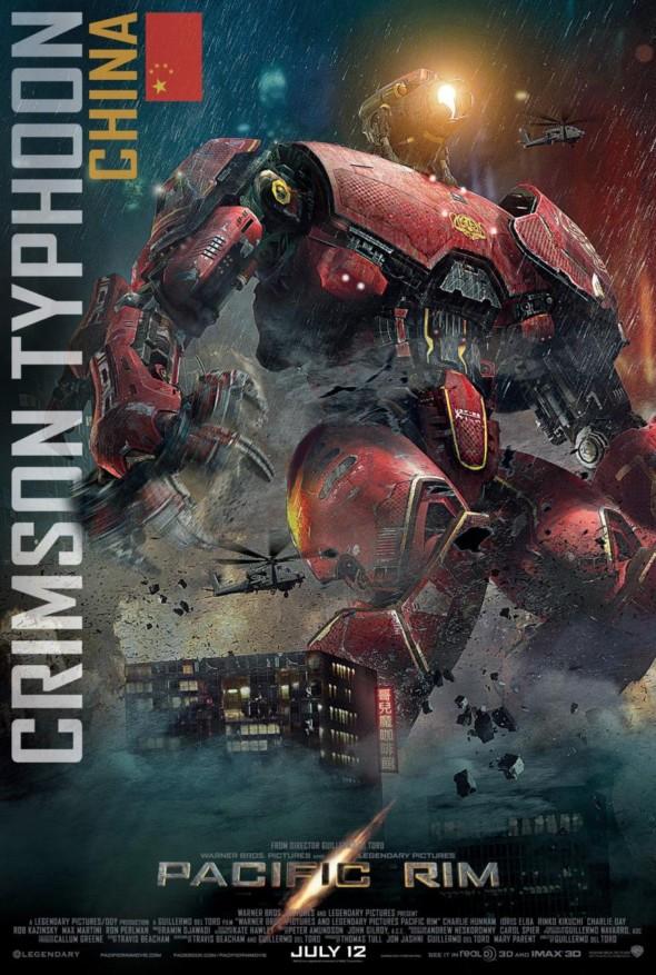 Pacific Rim: Crimson Typhoon