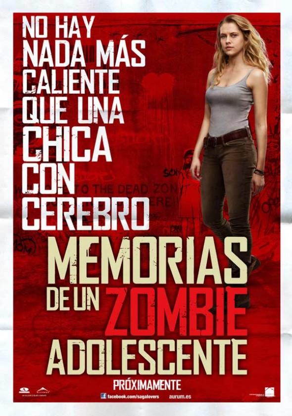 Memorias de un Zombie adolescente (Warm Bodies)