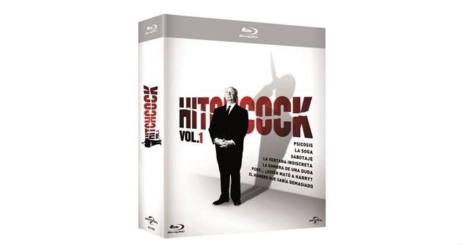 Hitchcock BluRay Carrusel