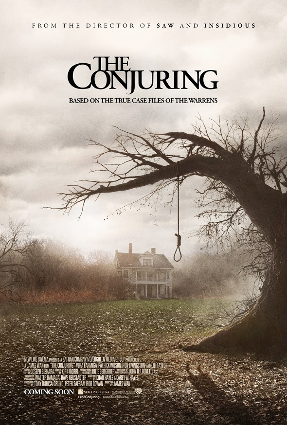 The Conjuring interior
