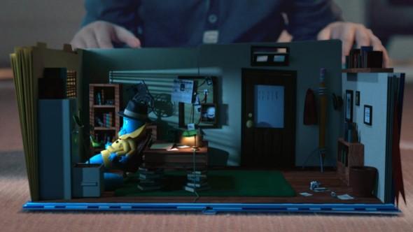 'Wonderbook: Diggs Detective privado'