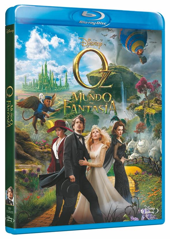 'Oz: un mundo de fantasía'
