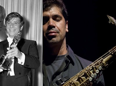 Elmer Bernstein y Kike Perdomo