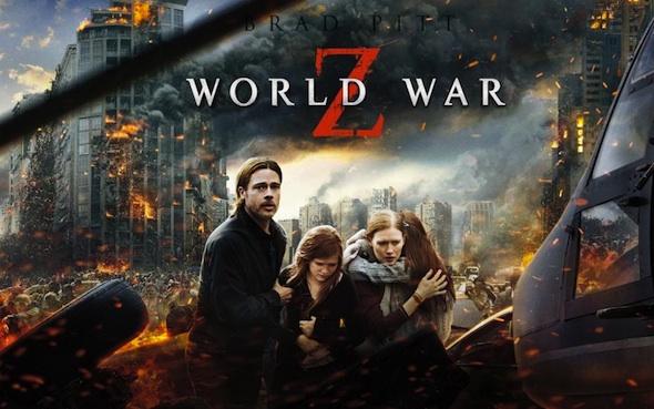 guerra mundial Z 1