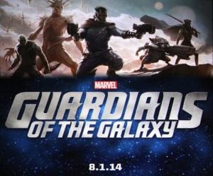 Guardians of galaxy 1