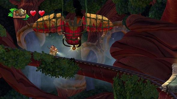 Donkey Kong WII U