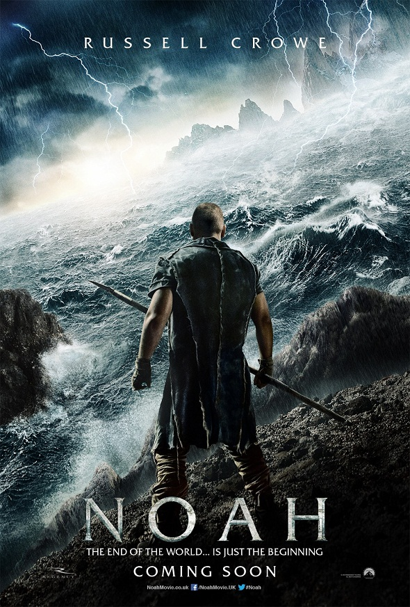 Póster de 'Noah'