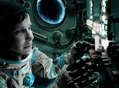 'Gravity', mejor película