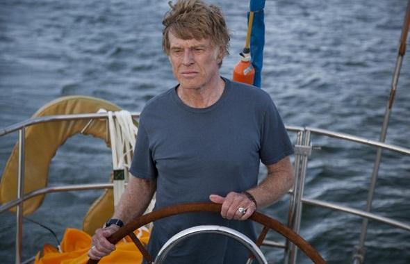 Robert Redford, mejor actor