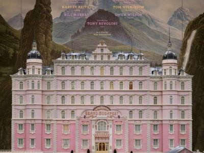 Póster El Gran Hotel Budapest
