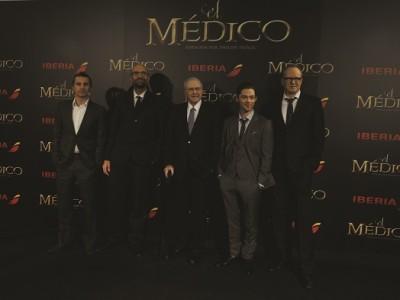Asistentes a la Premiere de 'El Médico'