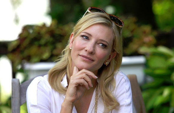 Cate Blanchett en 'Blue Jasmine'
