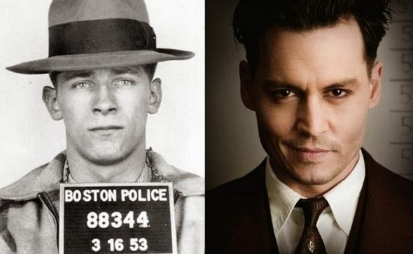 Johnny Depp da vida a James 'Whitey' Bulger en 'Black mass'