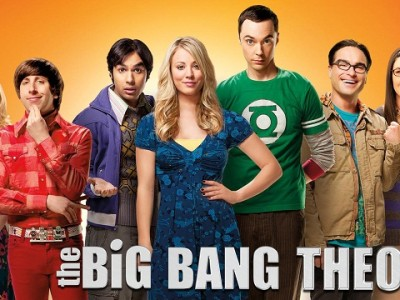 'The Big Bang Theory' carrusel