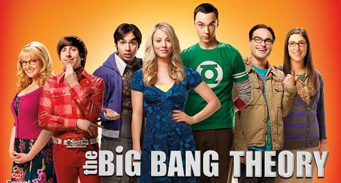'The Big Bang Theory' carrusel