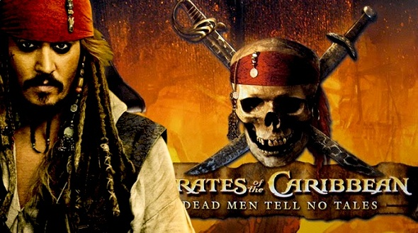 'Pirates of the Caribbean: Dead Men Tell No Tales'
