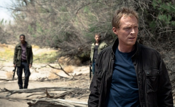 Paul Bettany en 'Transcendence'